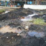 Oil Gator Trial UP II Dumai-2