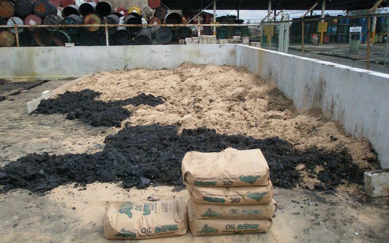 OilGator – Solusi produk untuk Bioremediasi Tanah