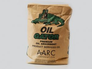 Oil Gator - Oil absorbent